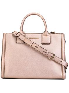 большая сумка-тоут  Karl Lagerfeld