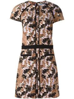 платье Robe Manches  Carven
