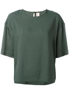 футболка мешковатого кроя Antonio Marras