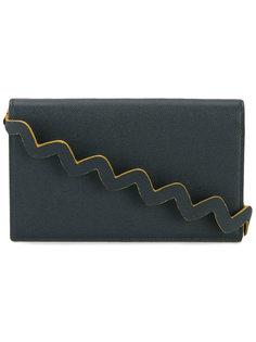сумка на плечо с зигзагообразной лямкой Roksanda