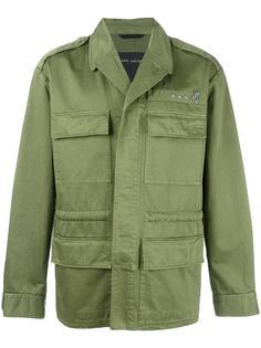 куртка в стиле милитари Marc Jacobs