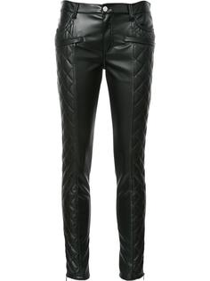 quilted skinny trousers  Giamba