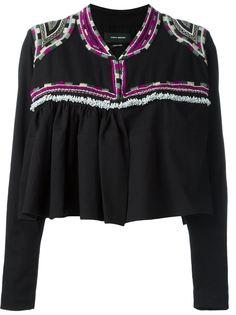 декорированный пиджак Sachi  Isabel Marant