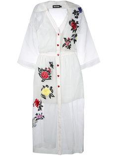 платье-рубашка  House Of Holland