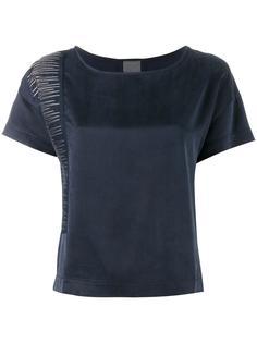 футболка с вышивкой  Lot78