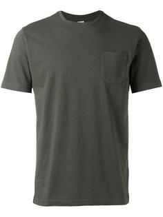 футболка с накладным карманом Aspesi