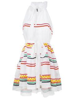 "платье мини ""Ric Rac"" Lisa Marie Fernandez"