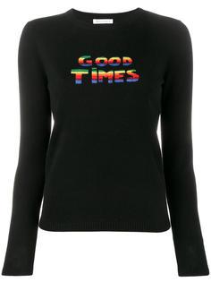 """свитер """"Good Times"""" Bella Freud"""