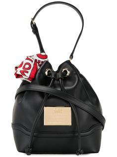 сумка-мешок на плечо Love Moschino