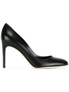 туфли-лодочки на шпильке Sergio Rossi