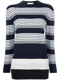 свитер в полоску J.W.Anderson