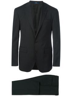 костюм-двойка в тонкую полоску Polo Ralph Lauren