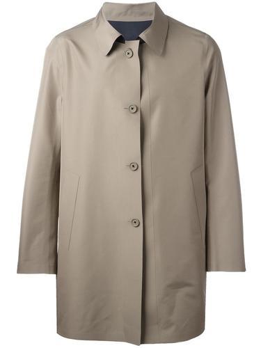 классическое пальто Kiton