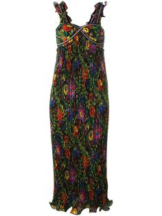 floral pleated midi dress 3.1 Phillip Lim