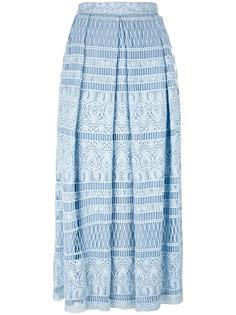 кружевная юбка  House Of Holland