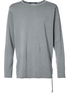 plain sweatshirt  Ksubi