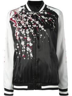 двухсторонняя куртка-бомбер Nyppo  P.A.R.O.S.H.