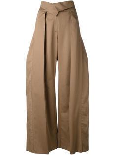 брюки палаццо  Preen By Thornton Bregazzi