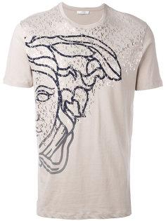футболка с принтом Versace Collection