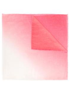 шарф с градиентным эффектом Agnona