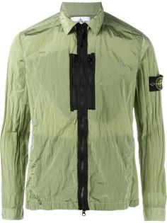 куртка на молнии Stone Island