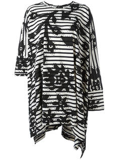 striped oversized T-shirt  Vivienne Westwood Anglomania