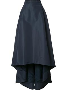 асимметричная пышная юбка Carolina Herrera