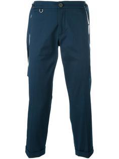 укороченные брюки Christian Pellizzari