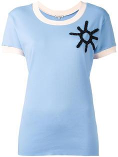 футболка с нашивкой Natasha Zinko