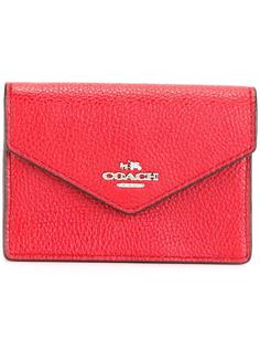 кошелек с логотипом Coach