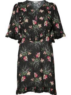 платье-туника с цветочным рисунком Vilshenko