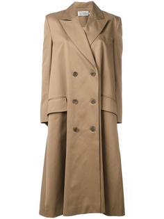 двубортное пальто  Preen By Thornton Bregazzi