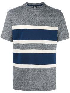 футболка дизайна колор-блок Ps By Paul Smith