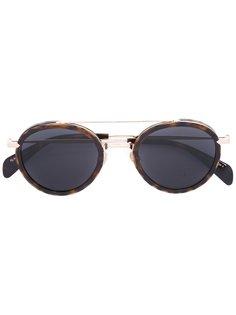 солнцезащитные очки с круглой оправой Céline Eyewear