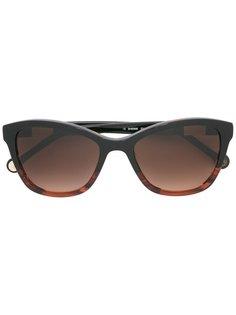 солнцезащитные очки с квадратной оправой Carolina Herrera