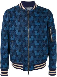 джинсовая куртка-бомбер Ports 1961