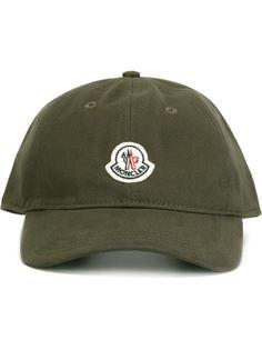 бейсбольная кепка с логотипом Moncler