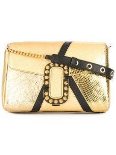 "сумка на плечо ""St. Marc"" с металлическим отблеском  Marc Jacobs"