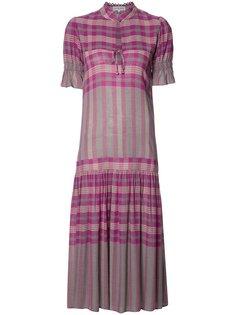 plaid dress Apiece Apart