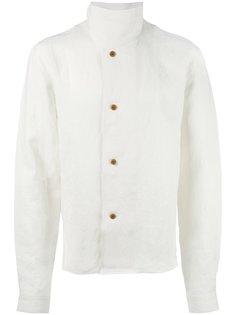куртка с воротником-стойка J.W.Anderson