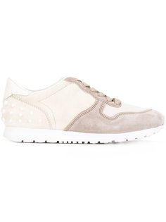 lace up trainers  Tods