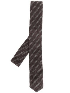 галстук с узором  Eleventy