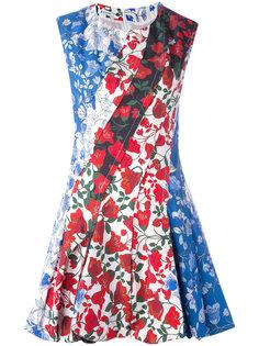 printed flared dress Dondup