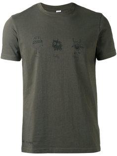футболка 3 Mostri  Aspesi