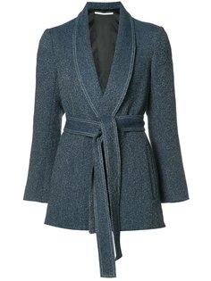 belted jacket  Rosetta Getty