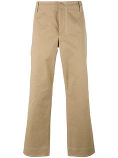 брюки прямого кроя  Paul Smith Jeans