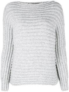 полосатый джемпер  Calvin Klein Collection