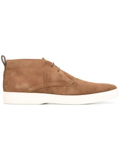 классические палубные туфли Tods