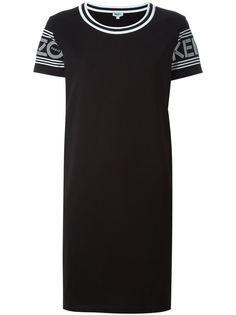 платье-футболка  Kenzo