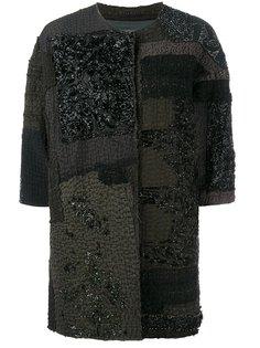 пальто Delya By Walid